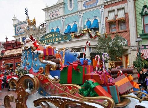 Navidad en Disney