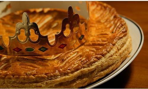 Galette des Rois, el roscón de reyes francés