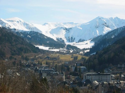 Mont Dore, un destino termal en Auvernia