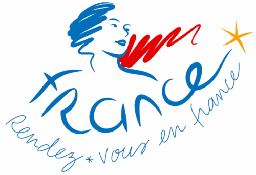 Logo de Turismo de Francia