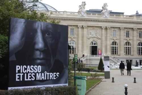 Picasso y los maestros, una cita con el arte en Paris