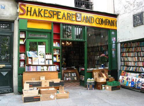 Shakespeare and Company, el paraiso de los escritores