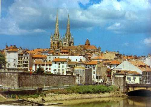 Bayona, ciudad de raíces vascas