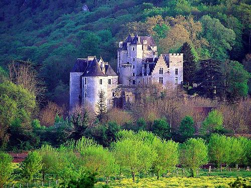 castillo de Fayrac