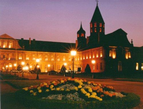 Museo de Cluny, dónde antiguamente residían los abades de Cluny