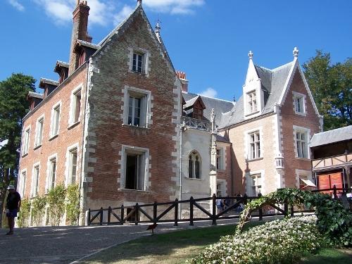 El Castillo de Clos-Lucé, hogar de Da Vinci