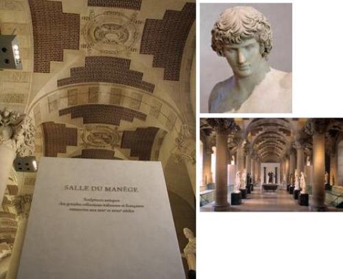 Museo de el Louvre, obras