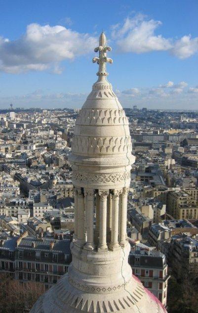 Fotos del Sagrado Corazón de París
