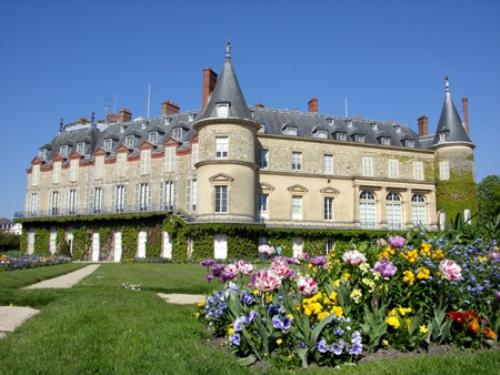 Castillo de Rambouillet, residencia real