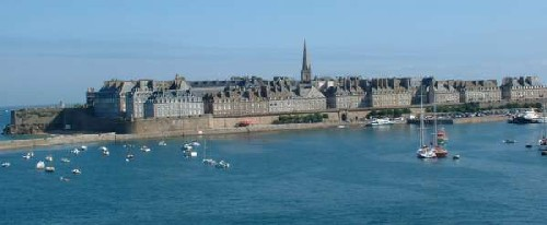 Saint Malo, ciudad marinera