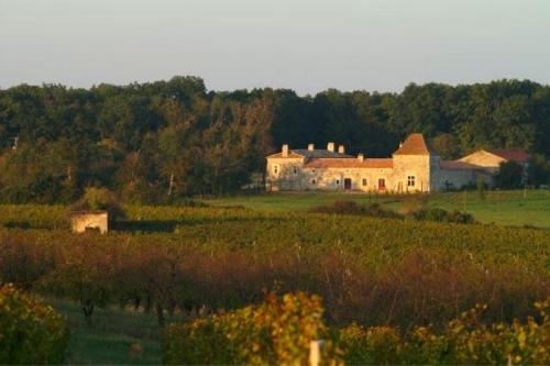 Alojamiento en el Château des Baudry, en Dordoña