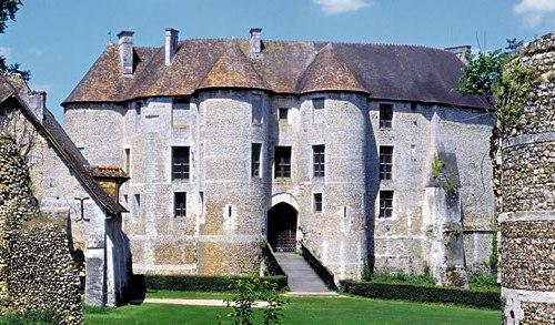 El Castillo dHarcourt