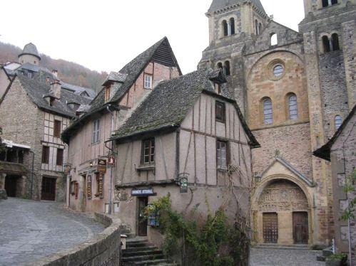 La Abadía de Sainte-Foy de Conques