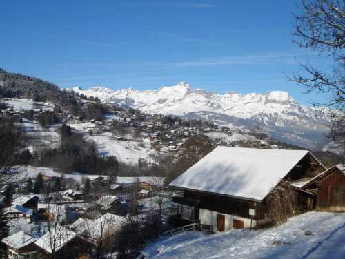 Vista de Saint-Gervais