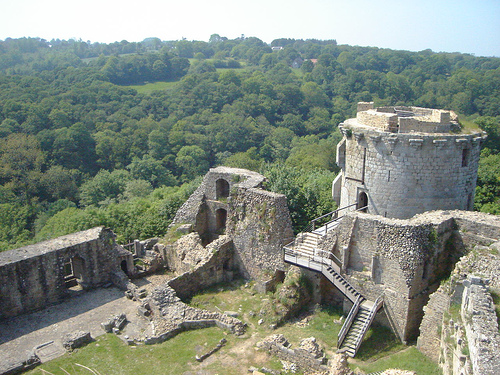 El Castillo de Tonquédec, una historia fascinante
