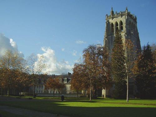 Abadia de Bec Hellouin
