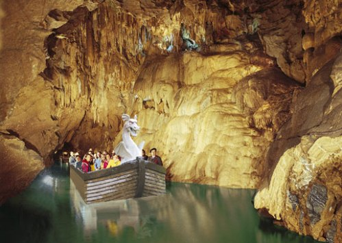 Las cuevas de Bétharram, en Lourdes
