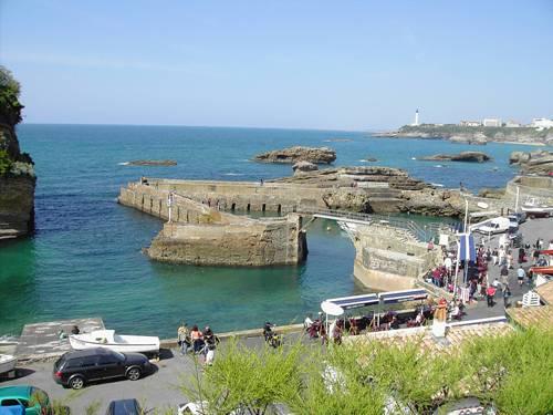 Biarritz, glamour desde 1854
