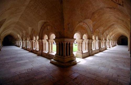 La Abadía de Fontenay
