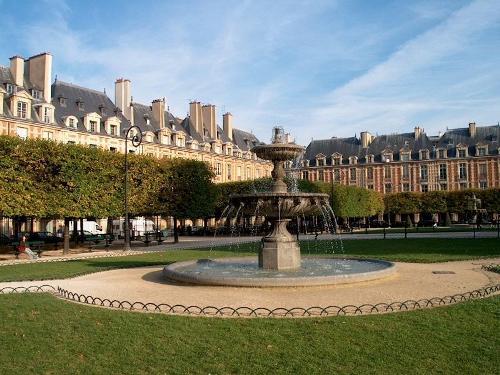 Le Marais, el París del siglo XVII