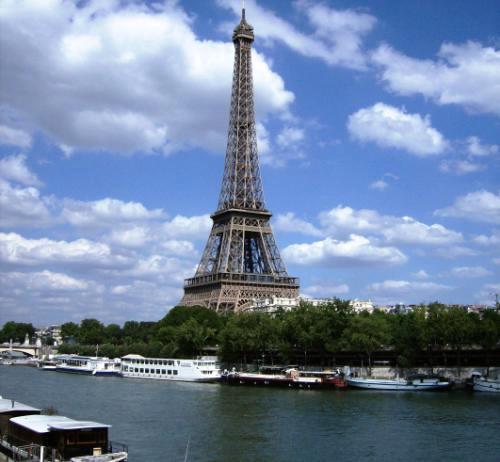 Paris, el Sena