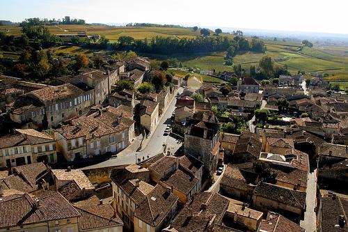 Saint-Emilion: vinos e historia de Aquitania