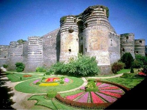 El Castillo de Angers