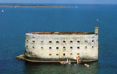 El Fort Boyard, mar adentro