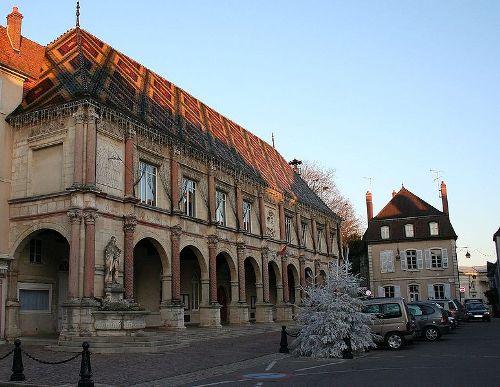 Palacete de Ville Gray, en el Franco-Condado