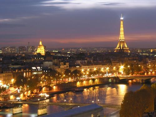 La noche de Paris