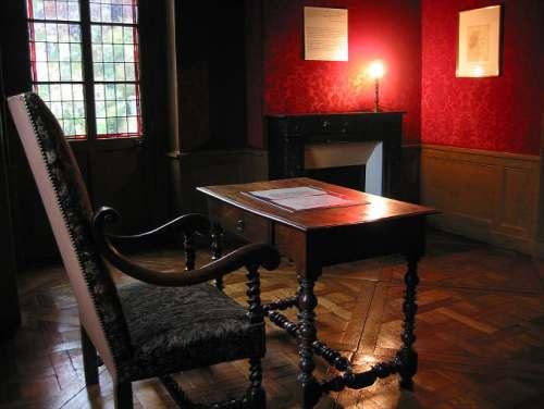 La casa-museo de Honore de Balzac