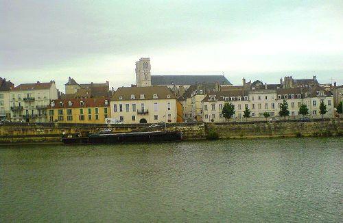 Chalon sur Saone, en Borgoña