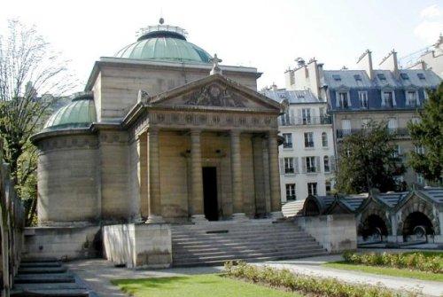 La Capilla Expiatoria de Paris