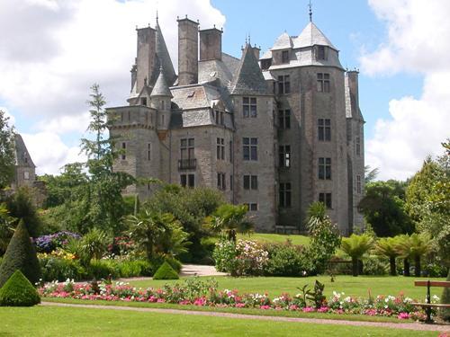 El Castillo Ravalet, Cherbourg-Octeville