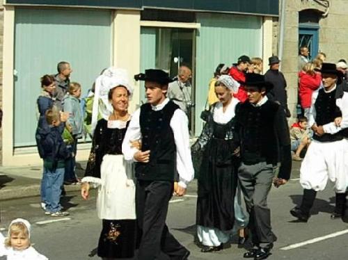 Festival Filets Bleus, en Concarneau.