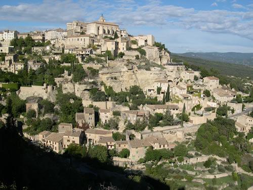 El castillo de Gordes