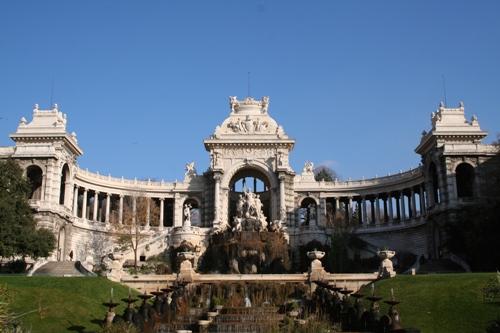 El Palacio Longchamp, en Marsella