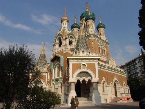 Monumentos religiosos de Niza