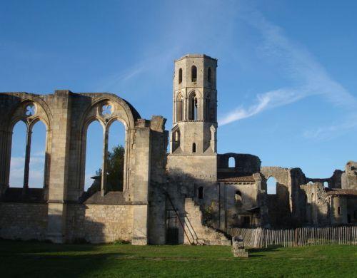 La Abadia de Sauve Majeure