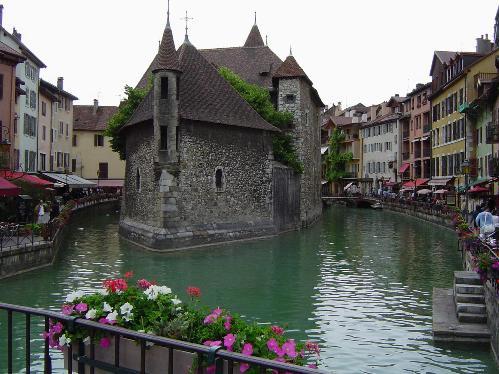 Los monumentos de Annecy