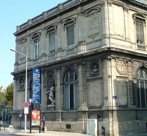 El Museo de Bellas Artes de Burdeos