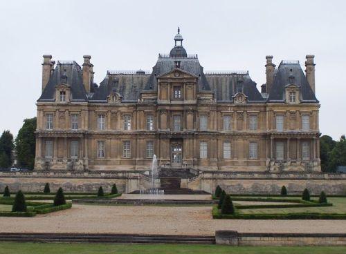El Chateau de Maisons, en Paris