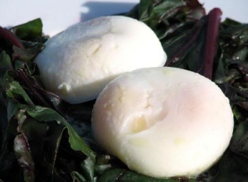 Oeufs poches florentine, huevos poche a la florentina