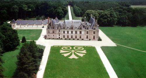 El Castillo de Beauregard, Valle del Loira
