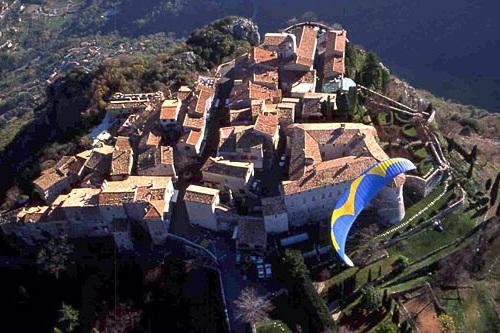 Gourdon, un bello pueblo de Francia