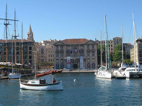 El ayuntamiento de Marsella