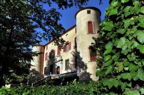 Castillo de Picasso, en Vauvenargues, Francia