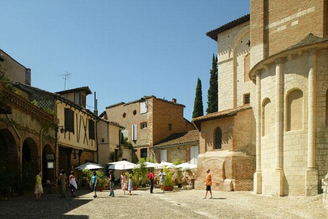 Albi, ciudad del catarismo y de Touluouse-Lautrec