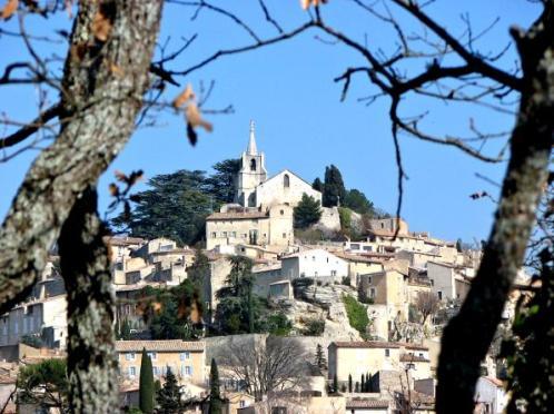 Bonnieux, un pueblo en las alturas