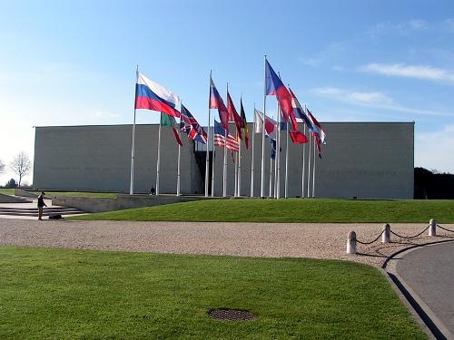El Memorial de Caen.